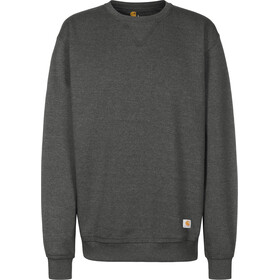 Carhartt Midweight Crewneck Pullover Hombre, carbon hthr